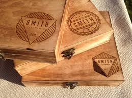 engraved box groomsmen gift box personalized cigar box engraved 2215360