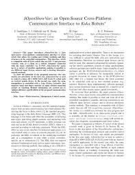 jopenshowvar an open source cross platform communication