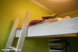 Simple Bunk Bed Plans Simple Loft Bed Plans Diy Diy Living Gardenfork Tv