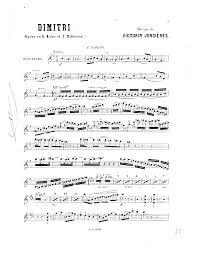 dimitri joncières victorin de imslp petrucci music library