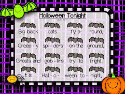 A Halloween Poem Sew Much Music 13 Nights Of Treats And Frights