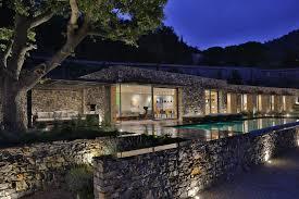 hadamik architects design a mediterranean villa in imperia italy