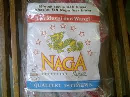 Teh Naga roy jeconiah on teh naga asli malang biang teh