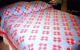 Bed Quilt My First Bed Quilt Quilting Gallery Quilting Gallery