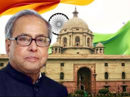 The President, Shri Pranab Mukherjee
