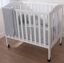 Mini Crib With Wheels Best Mini Cribs In 2018 Reviews Tpr9 Reviews
