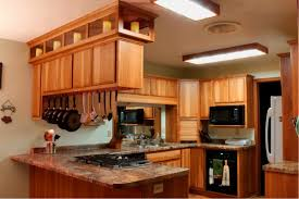 Tambour Kitchen Cabinet Doors Marvelous Small Kitchen With Built In Cupboard And Wood Tambour