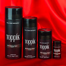 toppik hair thickening fibres same day dispatch for instant full