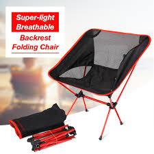 chaise pliante de plage portable chaise pliante plage siège siège léger pour randonnée pêche