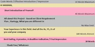 how to write a cover letter in odesk usually missed tipsvdestine