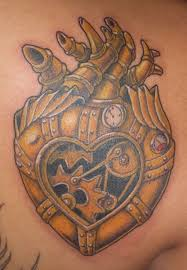 steampunk tattoos designs ideas and meaning tattoos for you