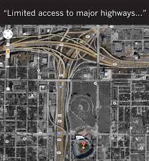 Atlanta Braves Parking Map by Suntrust Park Pictures Information And More Of The Atlanta