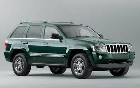 dark green jeep 2006 jeep grand cherokee information and photos zombiedrive