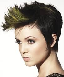 21 best punk hairstyles for women images on pinterest haircuts