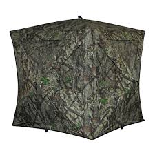 Ground Blind Plans Hunting Blinds Hunting Gear U0026 Supplies The Home Depot