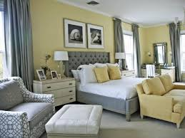 bedroom paint color grey leather tufted headboard style matching