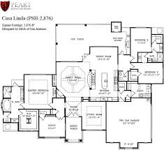 one story home floor plans extraordinary inspiration 9 custom one story house plans with