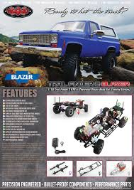 K5 Chevy Blazer Mud Truck - rc4wd trail finder 2 rtr w chevrolet blazer body set limited edition