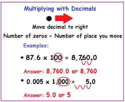 multiplying u0026 dividing decimals with mental math lesson for kids