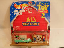 Al From Als Toy Barn Toy Story 2 Rare Mattel Hotwheels Al U0027s Toy Barn Action Pack Ebay