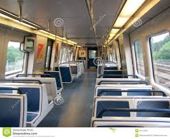 Marta Train Map Atlanta Atlanta Marta New Train Interior Stock Image Image 10747021