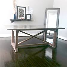 diy concrete dining table ana white concrete dining table diy projects