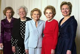 nancy reagan u0027s surprising feminist gift to hillary clinton time com