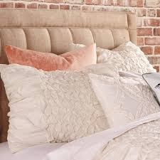 triangle smocked comforter set by peri home hayneedle