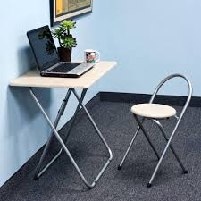 desk chairs folding desk chair office with wheels table and