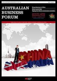 restaurant au bureau orl饌ns australian business forum vol 4 issue 2 by australian business forum