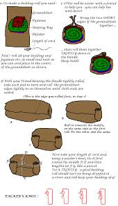 guide resources how to make a bedroll