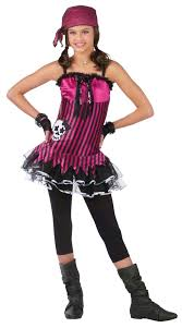 skeleton halloween costumes for kids kids rockin skull girls pirate costume mr costumes