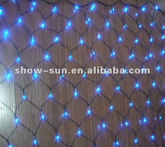 plain ideas light net lights 4 x 8 200 clear ls