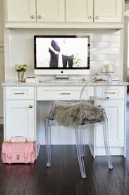 kitchen cabinet desk ideas amys office