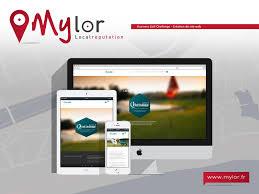 Challenge Site Business Golf Challenge Site Web Mylor