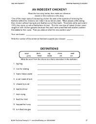 16 best images of critical thinking skills worksheet critical