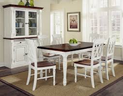 Dining Room Best  White Table Ideas On Pinterest Throughout Wood - Amazing round white dining room table property