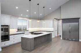 Kitchen Ceiling Pendant Lights by 30 Gray And White Kitchen Ideas Designing Idea