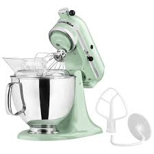5 Quart Kitchenaid Mixer by Kitchenaid Artisan Stand Mixer 4 73l 325 Watt Pistachio