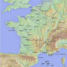 Nantes France Map by Poitiers France Pictures Citiestips Com