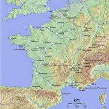 map of poitiers graphic firing table battles ago moussais la bataille