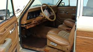 jeep grand wagoneer jeep grand wagoneer interior gallery moibibiki 4