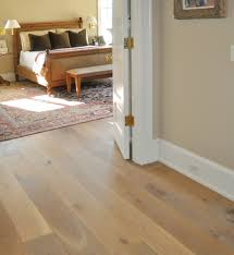 Wood Floor Decorating Ideas Interior Enchanting Rustic Solid Wide Plank White Oak Wood