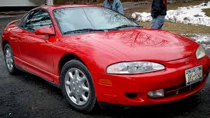 mitsubishi 2 door car here u0027s how i bought a super rare stock mitsubishi eclipse gsx