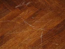 Scratches In Laminate Floor Wood Flooring Refinishing And Repair Restore Or Replicate To
