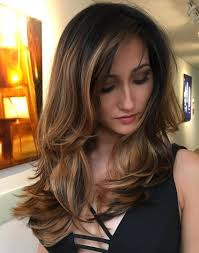 low manance hair cuts with bangs for long hair learn all about low maintenance hairstyles for thick hair from