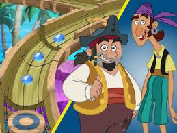 land games jake land pirates disney junior