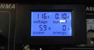ac power panel meter youtube
