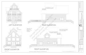 Cabin Blueprint Cabin Blueprints Sds Plans