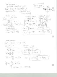 solving trig equations worksheet free worksheets library